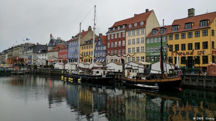 Copenhagen (DW/E. Kheny)
