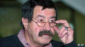 Schriftsteller und Literaturnobelpreisträger Günter Grass