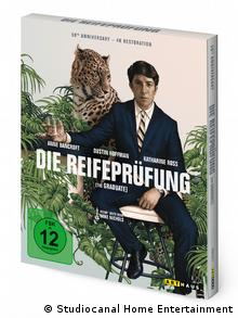 DVD-Cover Die Reifeprüfung (Studiocanal Home Entertainment)