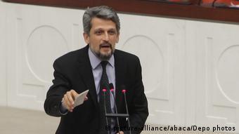 Garo Paylan Türkei Abgeordneter HDP (picture-alliance/abaca/Depo photos)