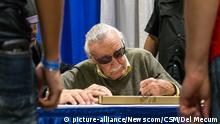 Stan Lee, Comic-Zeichner