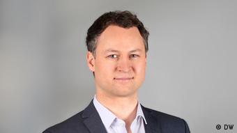 Олівер Саллет, кореспондент DW у Вашингтоні