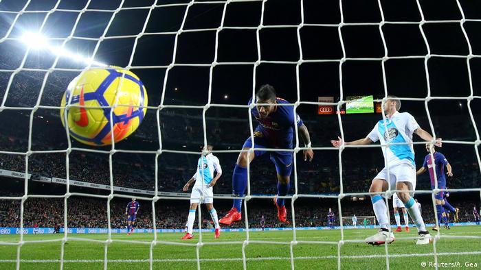 4. Sportfoto des Monats Dezember (Reuters/A. Gea)