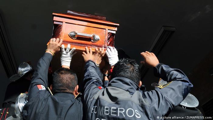 Mexiko Cecilio Pineda Medina Journalist ermordet (picture alliance / ZUMAPRESS.com)