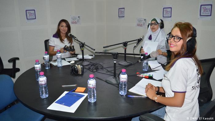 Tunesien DW Akademie Jugendradios