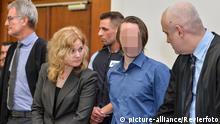 Deutschland Strafverfahren gegen den mutmaßlichen BVB - Attentäter Sergej W.