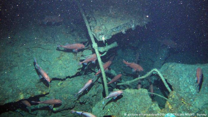 Australia′s first submarine found after vanishing in WWI