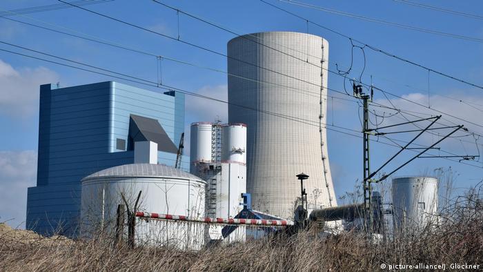 Energie - Kohlekraftwerk Datteln IV