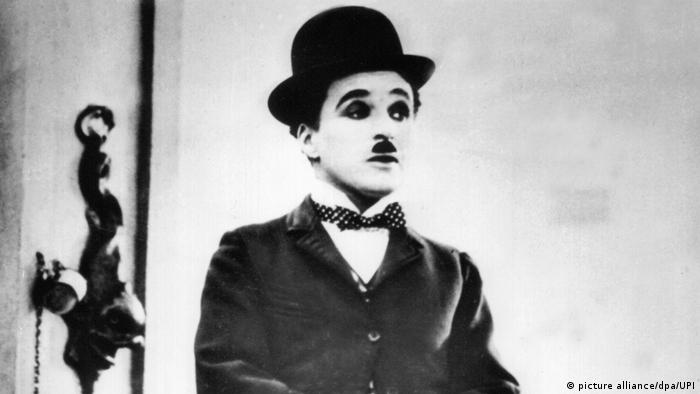 Charlie Chaplin (picture alliance/dpa/UPI)