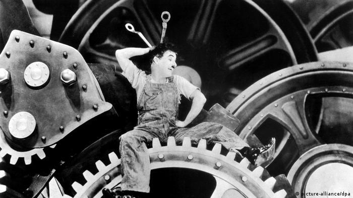 Años 1930: Tiempos modernos (1936 - EE.UU.)