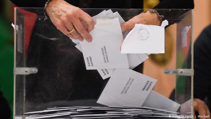 Katalonien Wahlen 2017 - Auszählung