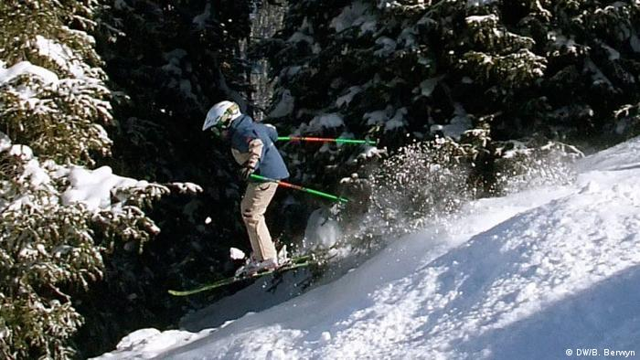 Ski resorts cling on against climate change | Environment
