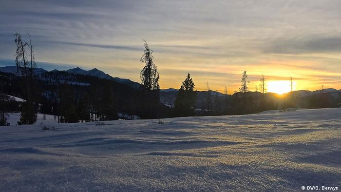 Ski resorts cling on against climate change   Environment