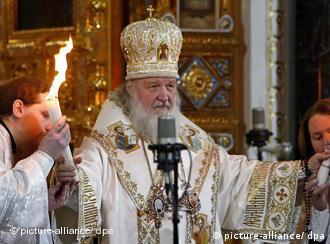 Патриарх Московский и Всея Руси Кирил (19 апреля 2009)