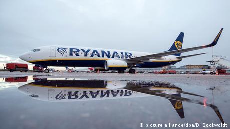 Ryanair скасував 150 рейсів через страйк у Німеччині