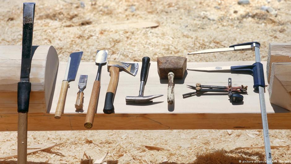 Zukunftstrend: Mit Holz hoch bauen | Wissen & Umwelt | DW | 27.03.2018