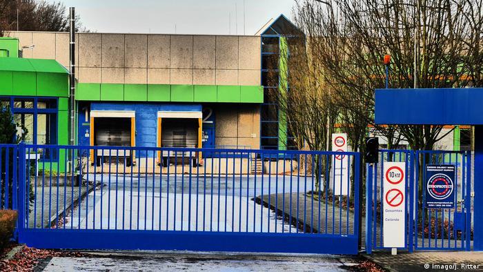 Deutschland Das ehemalige Werk der Firma TetraPak in Heiligensee , Berlin-Reinickendorf