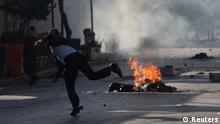 Irak Proteste und Unruhen in der Region Sulaimaniyya