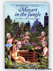 Buchcover Mozart in the Jungle, von Blair Tindall