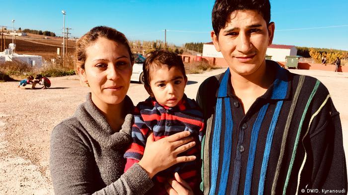 Jezidska obitelj iz Iraka