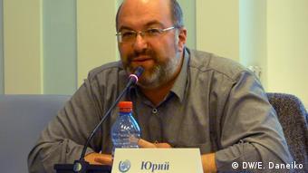 Основатель и совладелец белорусского интернет-ресурса Tut.by Юрий Зиссер