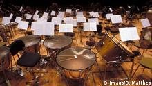 Orchester - Symbolbild
