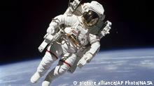 USA - Obit Space Bruce McCandless 1984