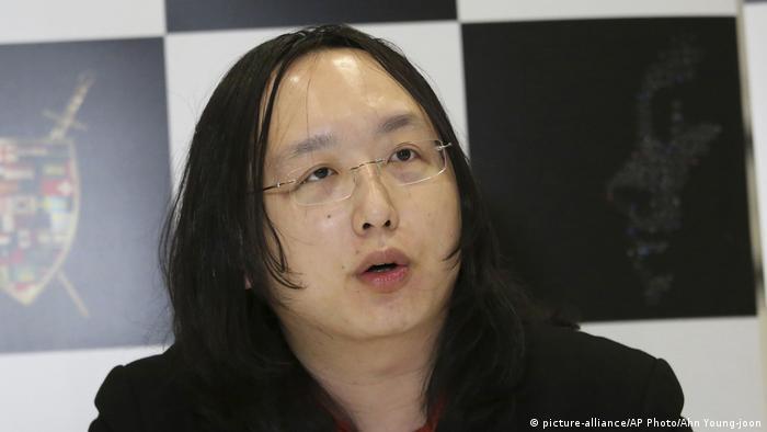 Südkorea taiwanesiche Unternehmerin Audrey Tang (picture-alliance/AP Photo/Ahn Young-joon)