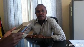 Fidelio Salamandane, Provinzdirektor für Industrie und Handel