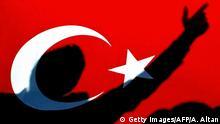 Türkische Flagge - Türkei