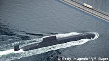 Nato besorgt über russische U-Boote