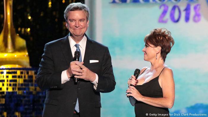 USA Sam Haskell, III (Getty Images for Dick Clark Productions)