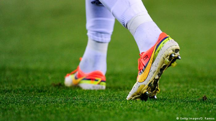 Fussball Ronaldos Schuhe - Nike (Getty Images/D. Ramos)