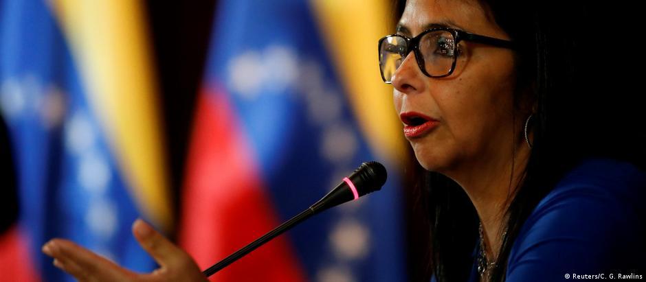 Rodriguez chamou decisão de Assembleia Constituinte de histórica