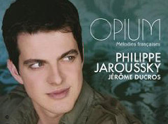 CD-Cover Philippe Jaroussky (Quelle: EMI)