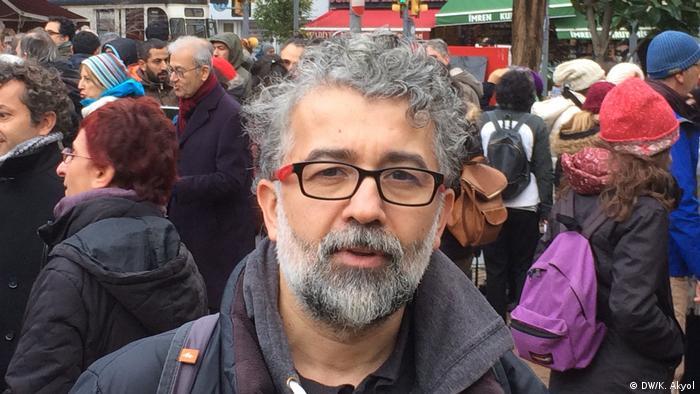 Önderoğlu: 10 bin gazeteci sektör dışına itildi