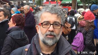 Sınır Tanımayan Gazeteciler Türkiye temsilcisi Erol Önderoğlu