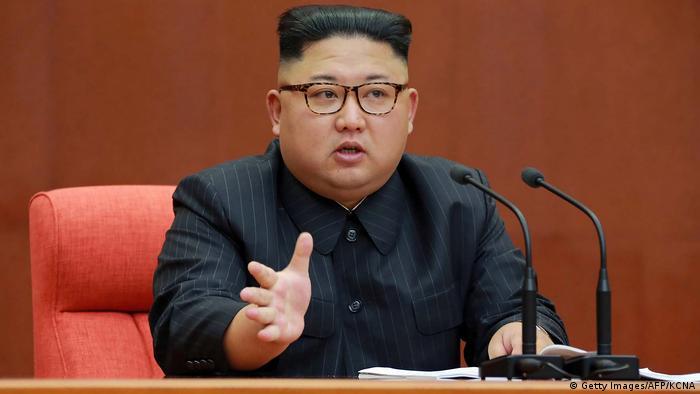 Líder norte-coreano Kim Jong-un