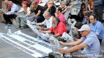 Türkei Protest