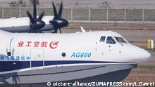 China AG 600 Amphibienflugzeug