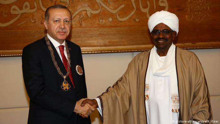 Erdogan zu Besuch im Sudan