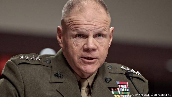 USA Robert B. Neller (picture-alliance/AP Photo/J. Scott Applewhite)