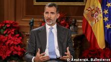 Spanien | Weihnachtsansprache König Felipe von Spanien