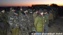 Ukraine-Krise, Gefangenenaustausch