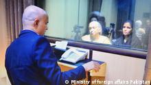 Pakistan - Gefängnisbesuch bei Kulbhushan Jadhav
