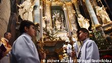 Ukraine - Christmesse in der Lemberger Kathedrale
