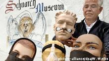 Schnarch-Museum mit Gründer