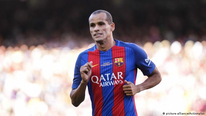 FC Barcelona Rivaldo (picture-alliance/Actionplus)