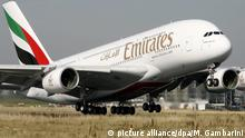 Emirates Airline | Airbus A380