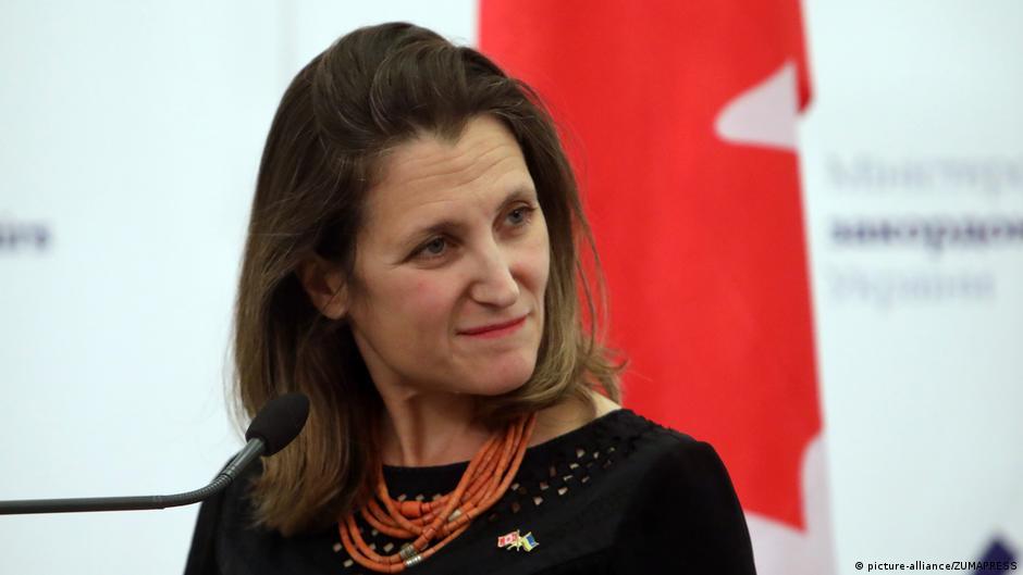 Канада засудила відкриття мосту в анексований Росією Крим